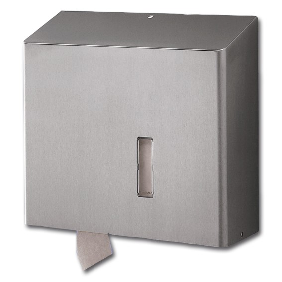 SANTRAL Großrollenhalter - Toilettenpapierspender