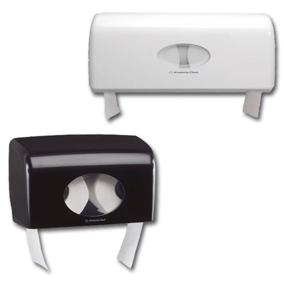 K.C. AQUARIUS 6992 - 7191 für Doppelrollen - Toilettenpapierspender