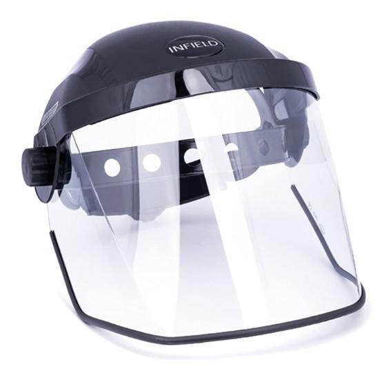 ULTRAVISOR Gesichtsschutzvisier + Kopfhalterung