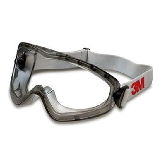 3M Vollsichtschutzbrille, AC-Acetatscheibe klar