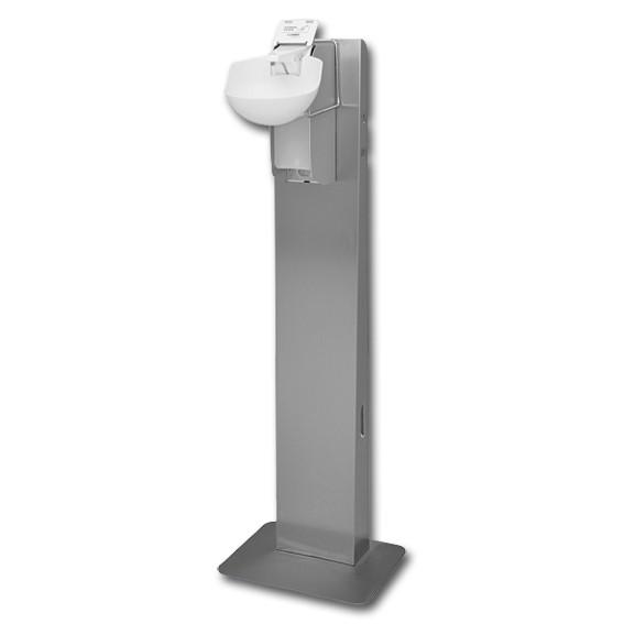 Hygiene-Station mit Sensor - Desinfektionsspender