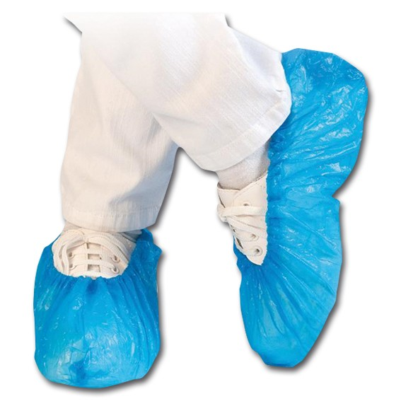 Überziehschuh STANDARD blau
