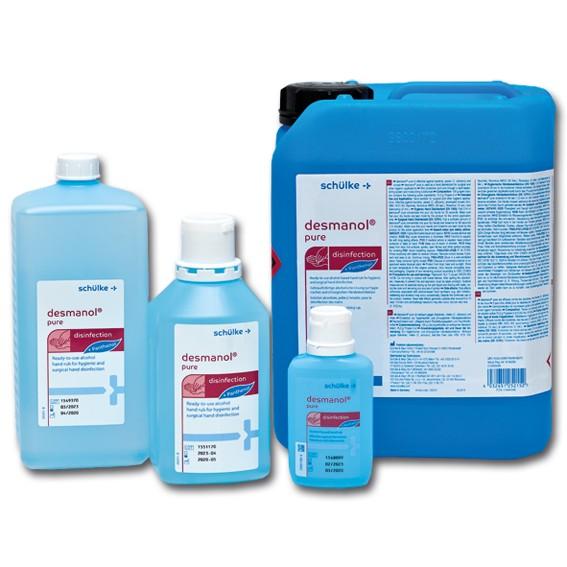 DESMANOL pure - Händedesinfektionsmittel