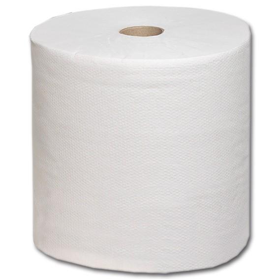 SCOTT 6665 - 200 m/20cm - 1-lagig - hochweiß - Papierhandtuchrolle