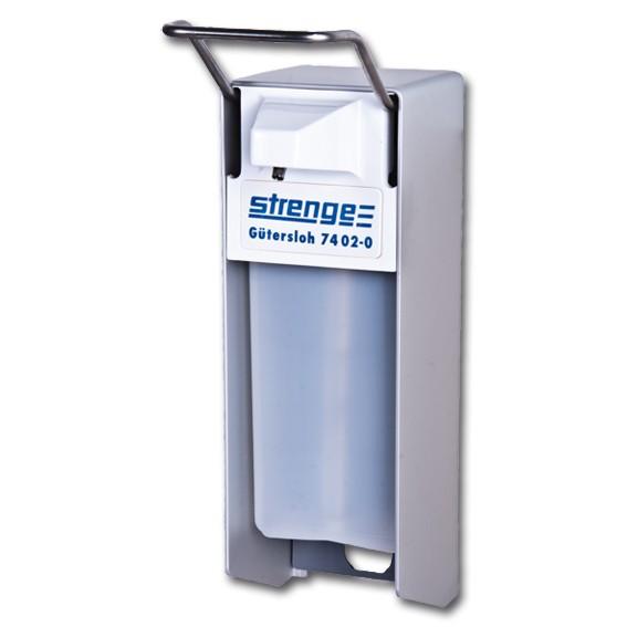 INGO-MAN E 1000ml kurzer Hebel offen - Desinfektionsmittel/Seifenspender