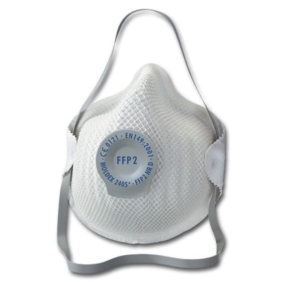 MOLDEX 2405 FFP2 NR D - Atemschutzmaske mit Klimawentil