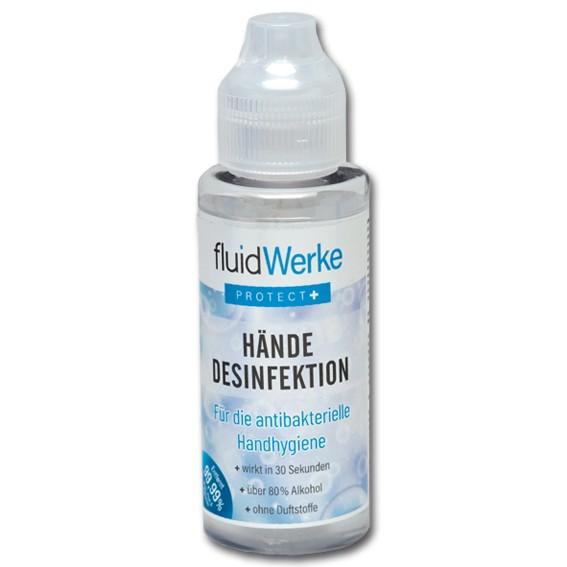 fluidWerke - Händedesinfektion
