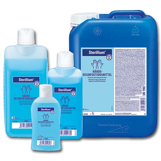STERILLIUM - Händedesinfektionsmittel